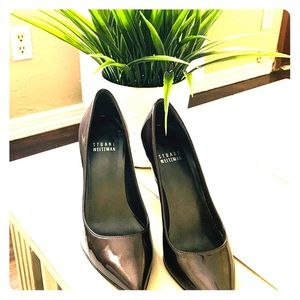 Stuart Weitzman Shiny Patent leather